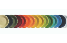Fiestaware Color Chart Image